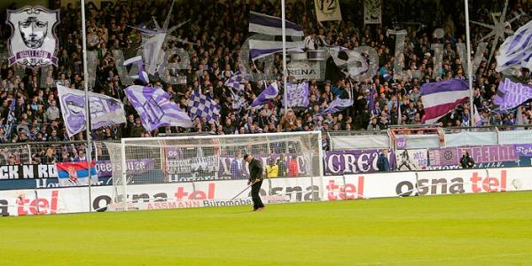 VfL Osnabrück - RB Leipzig