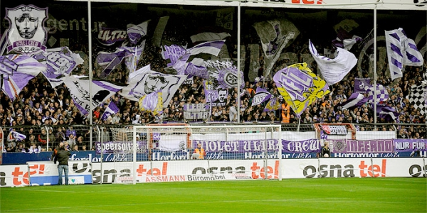 VfL Osnabrück - Fortuna Düsseldorf