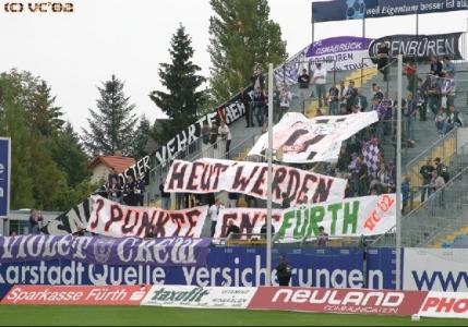 SpVgg Greuther Fürth - VfL Osnabrück