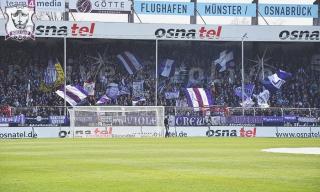 VfL Osnabrück - Würzburger Kickers