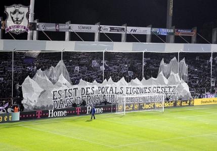 DFB Pokal: VfL Osnabrück - Hamburger SV