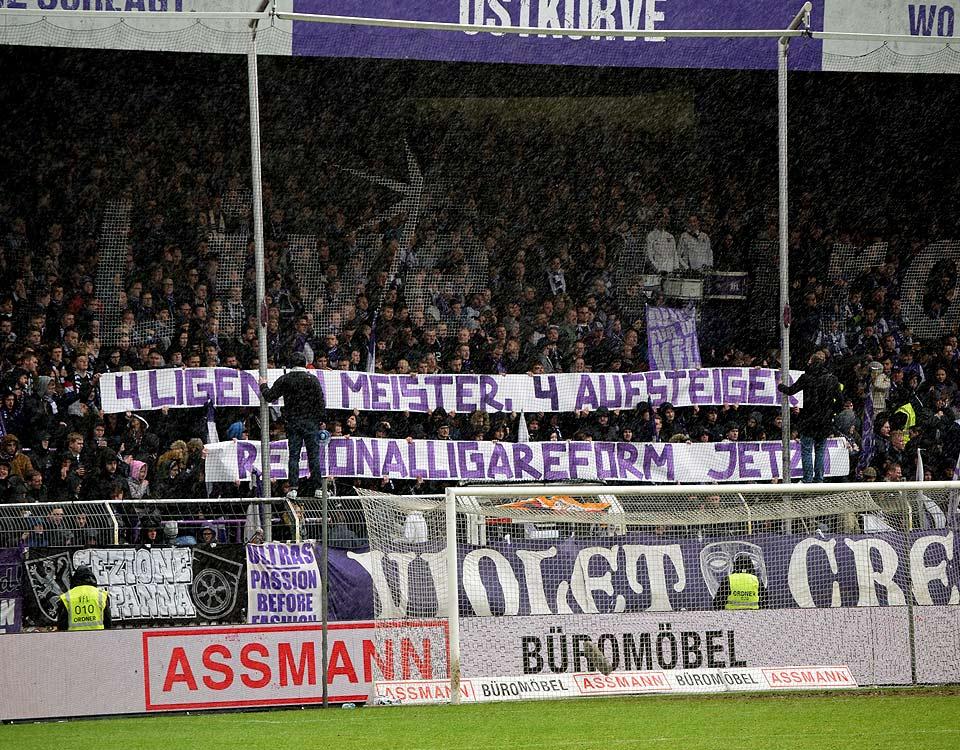 Regionalliga Reform