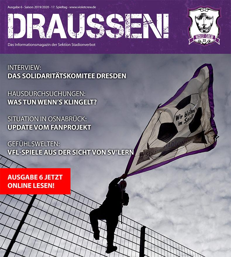 DRAUSSEN! Ausgabe 6