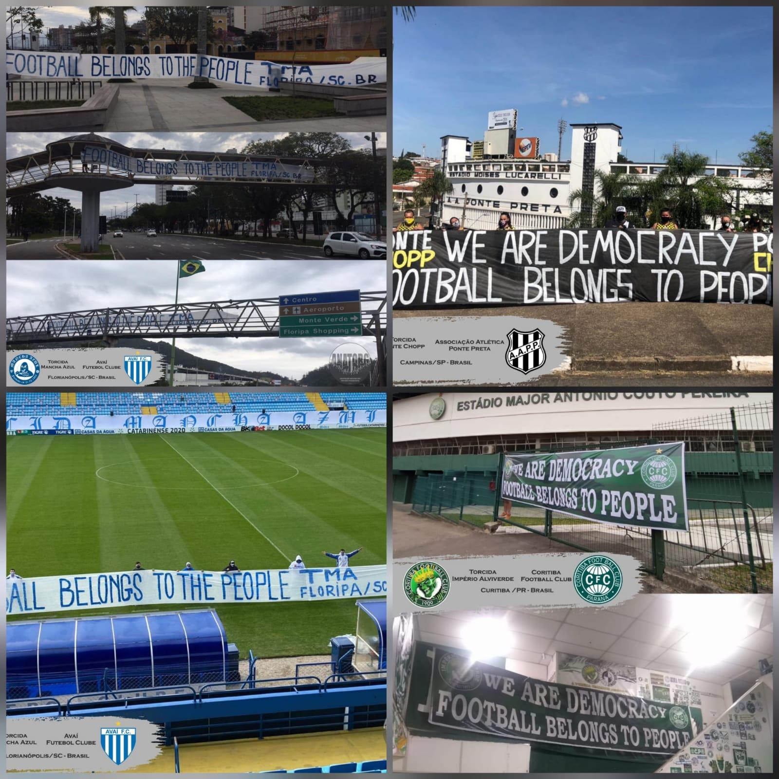 Football belongs to the people