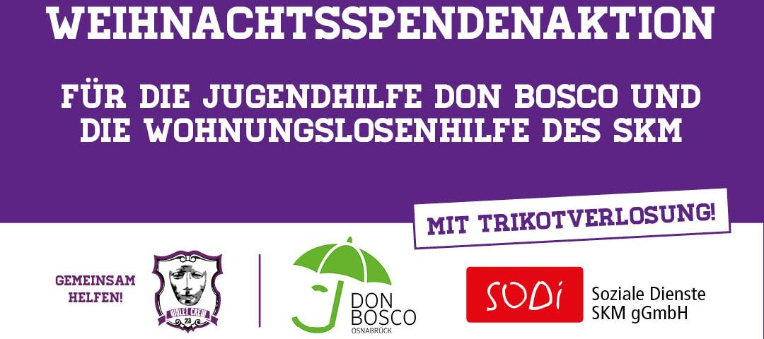 Spendenaktion 2020